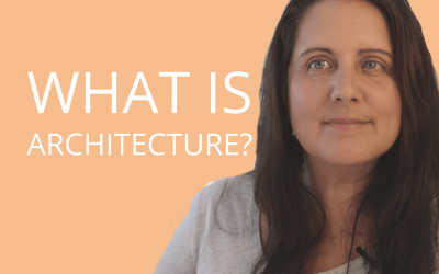 What Is Architecture? What Makes Architecture, Architecture?